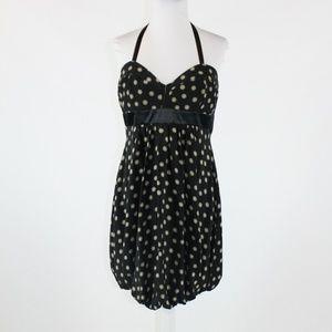 Black ALEXIA ADMOR bubble dress L